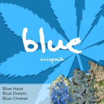Blue Weed Mix